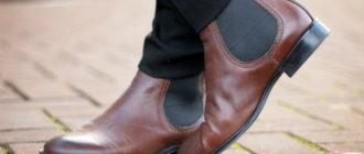 Мужские ботинки для разных стилей жизни