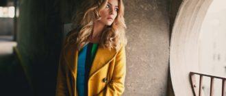 Модные тренды весна-осень - выбираем женское пальто