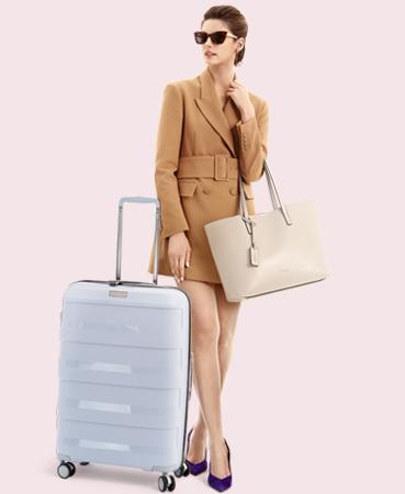Как выбрать качественный и долговечный чемодан в дорогу?