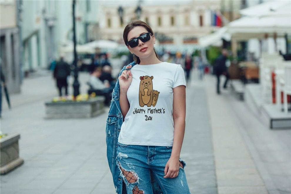 Прикольные футболки с принтами