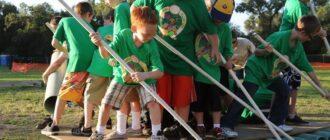 Преимущества проведения тимбилдинга для детей