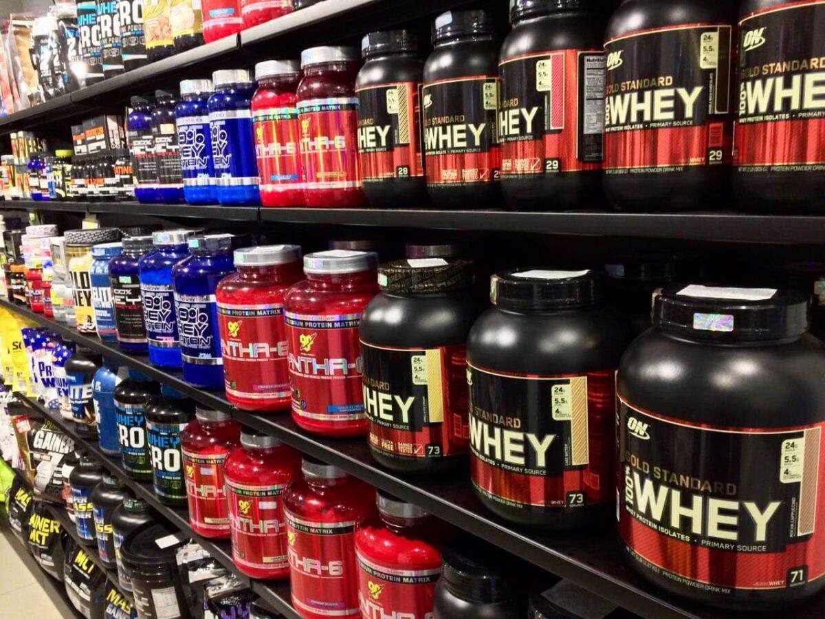 """Что такое """"спортивное питание""""?"""